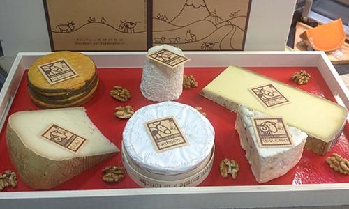Plateau fromage 6 8 personnes fromagerie alexandre pau - Quantite de fromage par personne ...